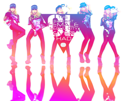 2NE1 CL EDIT 5 by Awesmatasticaly-Cool