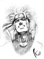 Naruto the 6th Hokage by KeiNhanGia