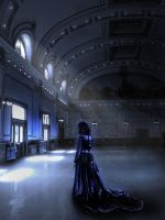 Ballroom Lights by eva44