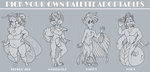 PYOP Adoptables: OPEN 1 Left by RottingRoot