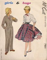 Vintage fashion for children by Eves-Rib