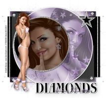 Diamonds Shining by biene239