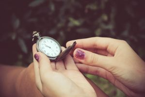 Time is running by photographybyteri