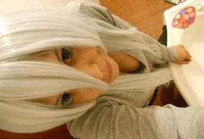 White Wig by underxworld