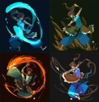 master of all four elements by hyamei