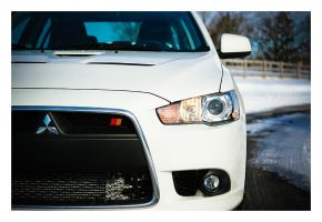 Lancer Ralliart 09' by captg