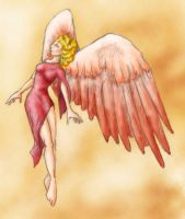 This is Angel by happineff