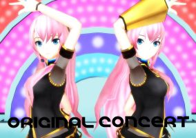 Project Diva Extend Megurine Luka EDIT [DOWNLOAD] by Il0veNaughtyfins