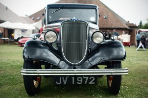 1933 Ford Model Y by FurLined