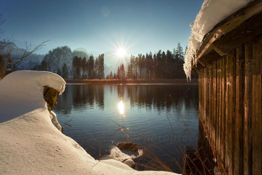 sunny day by photoplace