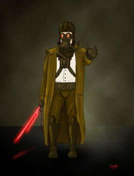 SteampunkVader by Dimfist