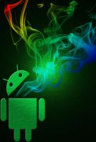 Android Wallpaper by DiegoSkywallker