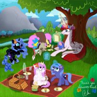 Peaceful Summer Day by Bonaxor