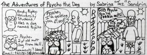 Retro Adventures Of Psycho The Dog 1 by tazzys