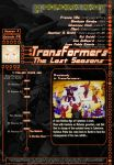 A Gordian Knot intro Page by TF-The-Lost-Seasons