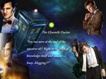 The 11th Doctor by starstucksalvatore