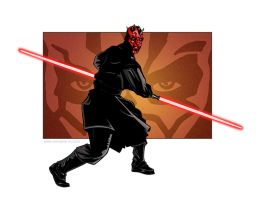Darth Maul 1 by Kminor