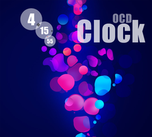OCD - Clock by Pox-Politic