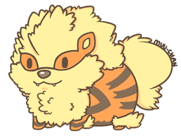 Its Arcanine! by MinjiXMuu-chan