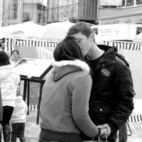 kiss square by SorinDanut