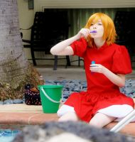 Ponyo Cosplay by Chris1248