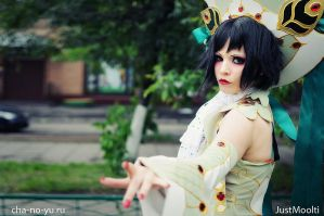 Trinity Blood: Empress by Astarohime
