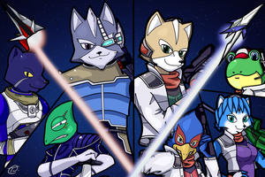 Star Fox by Tee-J