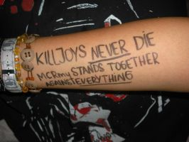 Killjoys Never Die by Poisonous-Kiss13