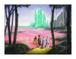 The Wizard of Oz by ReDirkulous