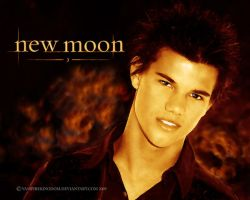 Jacob Black - New Moon by vampirekingdom