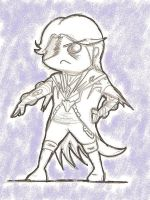 Soul Sacrifice Chibi Magusar by Ixion990