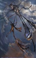 Wasp Strike (Prophets of the Ghost Ants) by m0zch0ps