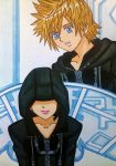 Roxas x Xion: Where everything began by dagga19