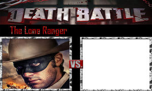 The Lone Ranger vs. ??? by SonicPal
