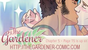 The gardener - Chapter 5 page 15 by Marc-G