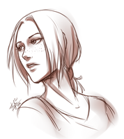 Ymir sketch by Fufu-the-maniac