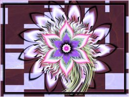 Flower Cell4 1 by renatamag