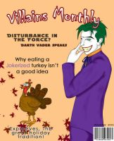 Villains Monthly 3: The Joker by Oracle01