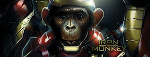 Iron Monkey by odin-gfx