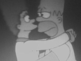 Homer And Marge - by ChnProd22