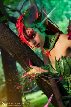 Classic Zyra Cosplay IV ~ League of Legends by talyBb