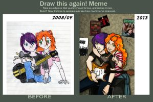 Draw This Again...Again by LinaPrime
