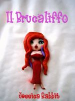 Jessica Rabbit by BrucaliffoBijoux