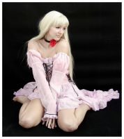 Chobits 4 by Lisajen-stock