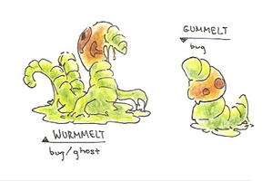 Request: Gummy Worms by tk36477