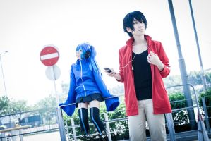 Kagerou Project : ENE by OpheliaChan