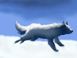 Snowdream by Lizzara
