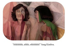 Gotye and Kimbra by PeteYong