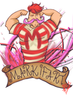 Markgang (The Stronkman) by pontipexart