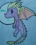 Spyro  by GraceTheEchidna
